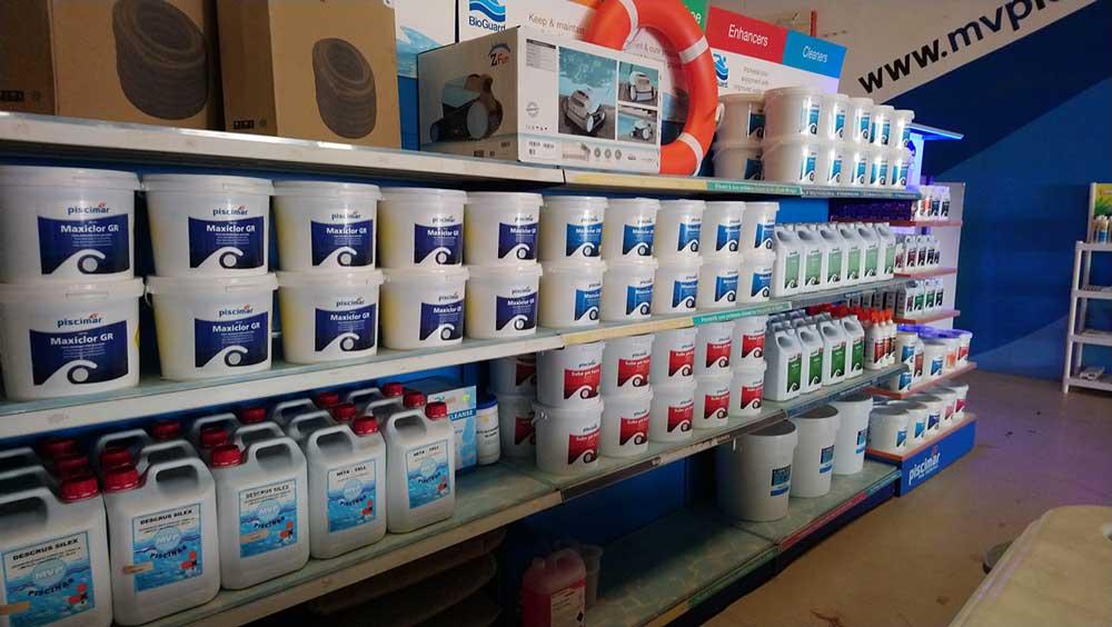 Pisicmar Chemicals